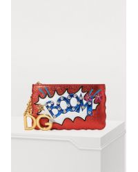 Dolce & Gabbana - Boom Pop Pouch - Lyst