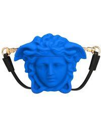 Versace Airpods Case - Blue