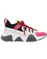 Versace Squalo Trainers - Multicolour