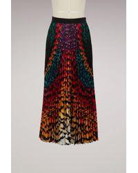 Mary Katrantzou - Uni Printed Skirt - Lyst