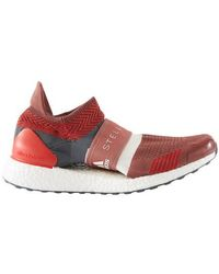 adidas By Stella McCartney Ultra Boost X3ds Trainers - Red