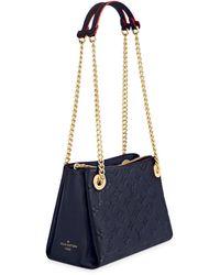 Louis Vuitton Surène BB - Blau