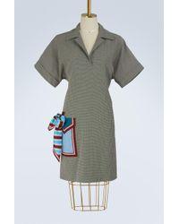 Marco De Vincenzo - Short Polo-dress - Lyst