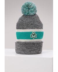 Isabel Marant - Wool Halden Hat - Lyst