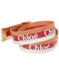 Chloé Valmy Bracelet - White
