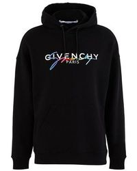 Givenchy Signature Hoodie - Black
