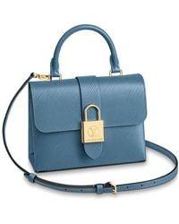 Louis Vuitton Locky Bb - Blue
