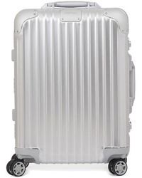 Rimowa Original Cabin S luggage - Metallic