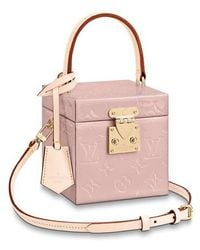 Louis Vuitton Bleecker Box - Pink