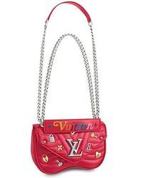 Louis Vuitton Chain Bag PM - Rot