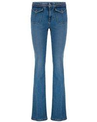 Vanessa Bruno Nano Jeans - Blue