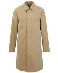 Burberry Camden Trench Coat - Natural