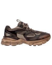 Axel Arigato Chaussures de course Marathon Dip-Dye - Noir