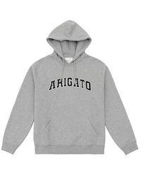 Axel Arigato University Logo Hoodie - White