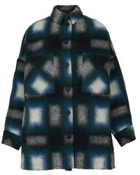 IRO Harwel Coat - Multicolour