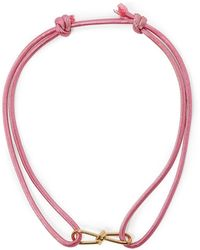 Annelise Michelson Wire Choker - Pink