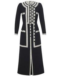 Thom Browne Long Dress - Black