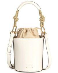 Vanessa Bruno Mini Holly Bucket Bag - Multicolor