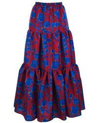 La DoubleJ Big Skirt - Blue