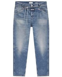 Closed X-lent Tapered - Blue