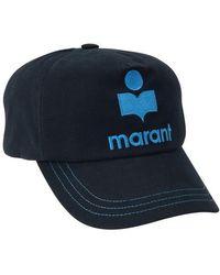 Isabel Marant Cap Tyron - Blau