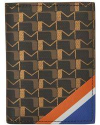 Moynat Double Card Holder Vitesse - Multicolour