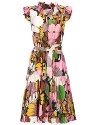 La DoubleJ Short And Sassy Dress - Multicolour