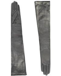 Agnelle Gloves Glamour - Grey