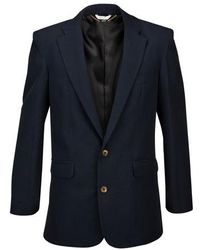 Aries Jacket With Straps - Blue