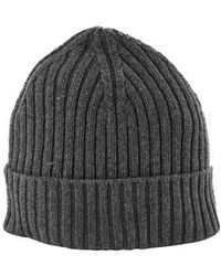 Officine Generale Cashmere Hat - Gray