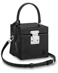 Louis Vuitton Bleecker Box - Black