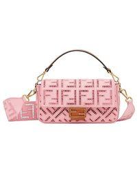 Fendi Baguette - Pink