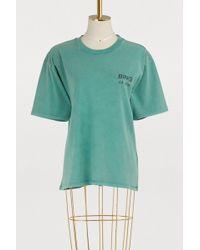Anine Bing - L.a T-shirt - Lyst