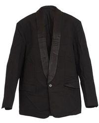 Balenciaga Veste Rental Tuxedo - Noir