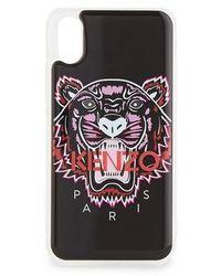 KENZO Tiger 3d X Iphone Case - Black