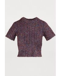 KENZO - Cropped Top - Lyst