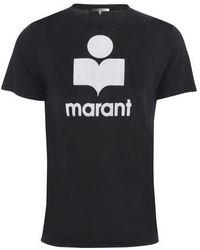 Isabel Marant T-shirt Karman - Noir