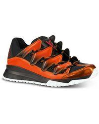 Louis Vuitton Zig Zag Sneaker - Orange