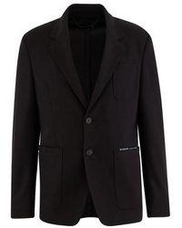 Givenchy Veste à 3 poches - Noir