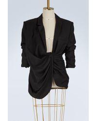 Jacquemus - Bahia Wool Jacket - Lyst