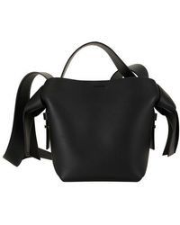 Acne Studios Musubi Mini Bag - Black