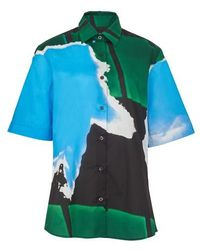 Dries Van Noten - Clavelly Shirt - Lyst