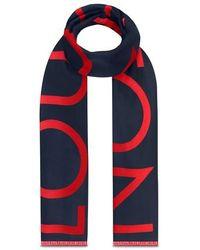 Louis Vuitton Lv Neon Stole - Multicolor