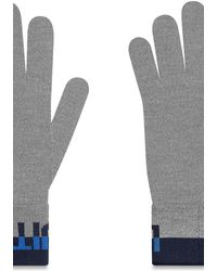 Louis Vuitton Lv Horizon Gloves - Multicolour