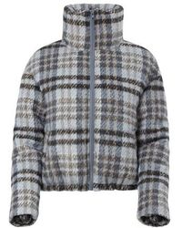 Apparis Josh Faux Wool Puffer Jacket - Grey