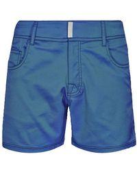 Vilebrequin Swimwear Flat Belt Solid - Blue