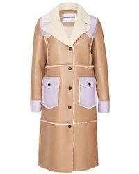 STAND Adele Coat - Multicolour