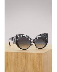 Dolce & Gabbana - Print Family Sunglasses - Lyst