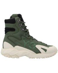 Y-3 Y-3 Notoma Sneakers - Green
