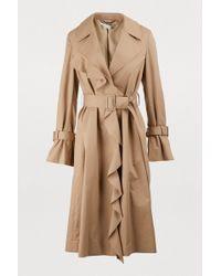 7225045260ba3 Women's Stella McCartney Coats Online Sale - Lyst